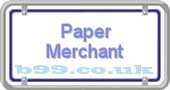paper-merchant.b99.co.uk